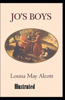 Paperback Jo's Boys Illustrated Book