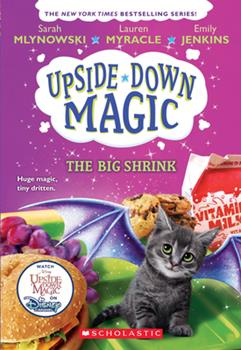 The Big Shrink 1338221515 Book Cover