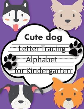 Paperback Trace Letters Alphabet for Kindergarten Child's Writing Muscles : Letter Tracing for Preschoolers, Line Tracing Workbook, Handwriting Workbook Kindergarten Book