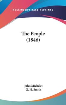 Hardcover The People (1846) Book