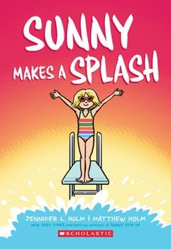 Paperback Sunny Makes a Splash, 4 Book