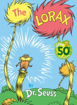 The Lorax 0394823370 Book Cover