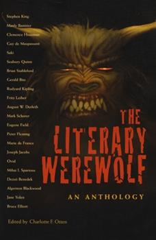 The Literary Werewolf: An Anthology 0815607539 Book Cover