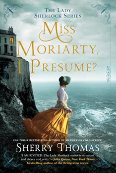 Paperback Miss Moriarty, I Presume? Book