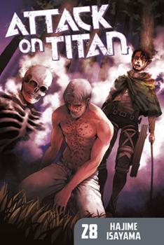 Paperback Attack on Titan 28 Book