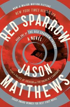 Red Sparrow - Book #1 of the Red Sparrow Trilogy