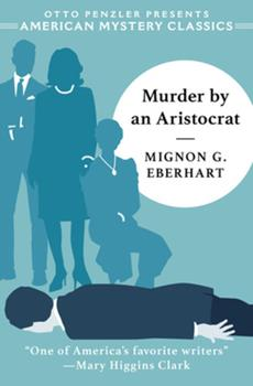 Murder by an Aristocrat 1613161484 Book Cover