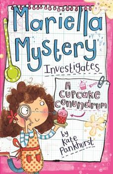 Mariella Mystery Investigates a Cupcake Conundrum - Book #2 of the Mariella Mystery