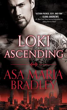 Loki Ascending - Book #3 of the Viking Warriors