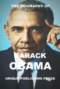 Paperback The Biography of: Barack Obama Book
