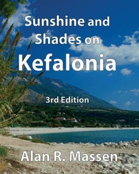 Paperback Sunshine and Shades on Kefalonia Book
