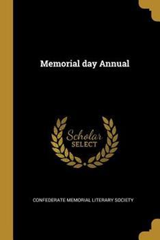 Paperback Memorial Day Annual Book