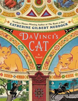 Hardcover Da Vinci's Cat Book