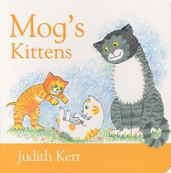 Mog's Kittens (Collins Baby and Toddler) 0001360000 Book Cover