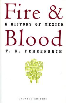 Paperback Fire and Blood: A History of Mexico Book