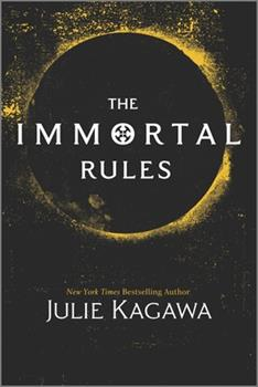 Paperback The Immortal Rules Book