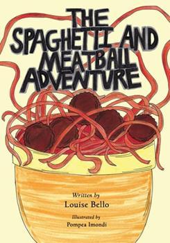 Paperback The Spaghetti and Meatball Adventure Book