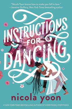 Hardcover Instructions for Dancing Book