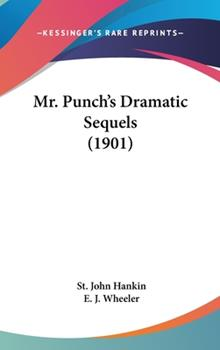 Hardcover Mr Punch's Dramatic Sequels Book