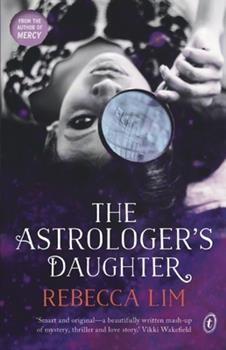 The Astrologer's Daughter 1922182001 Book Cover