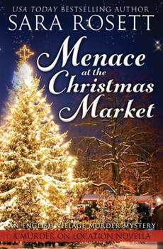 Menace at the Christmas Market 0998253545 Book Cover