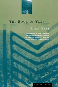 The Book of Yaak 0395877466 Book Cover