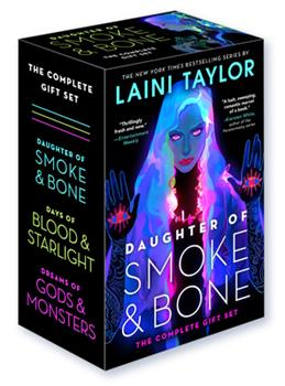 The Daughter of Smoke and Bone Trilogy 0316541184 Book Cover