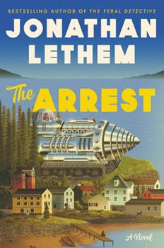 The Arrest 0062938789 Book Cover