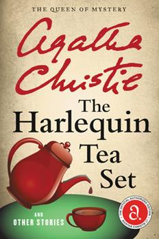 The Harlequin Tea Set and Other Stories - Book #44 of the Hercule Poirot