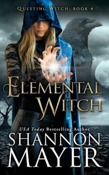 Paperback Elemental Witch Book