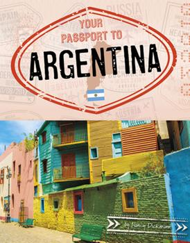Hardcover Your Passport to Argentina Book