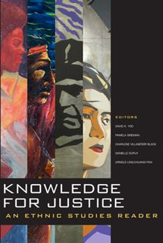 Knowledge for Justice: An Ethnic Studies Reader 0935626700 Book Cover