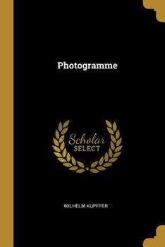 Paperback Photogramme [German] Book