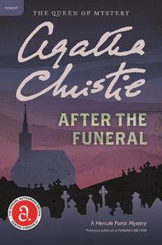 Paperback After the Funeral Book