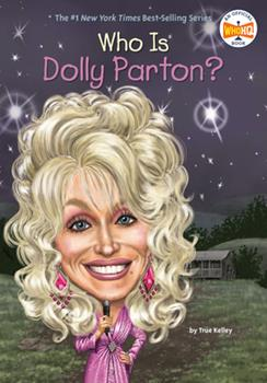 Paperback Who Is Dolly Parton? Book