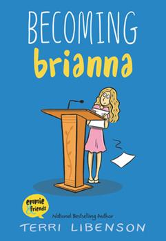 Paperback Becoming Brianna Book