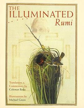 The Illuminated Rumi 0767900022 Book Cover