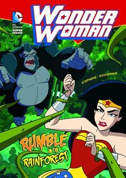 Wonder Woman: Rumble in the Rainforest - Book  of the Wonder Woman