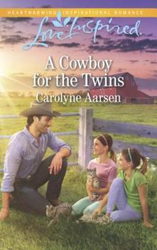 A Cowboy for the Twins - Book #4 of the Cowboys of Cedar Ridge