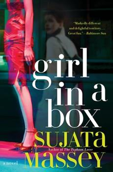 Girl in a Box 0060765151 Book Cover