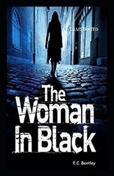 Paperback The Woman in Black Illustrated Book