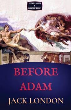 Paperback Before Adam Book