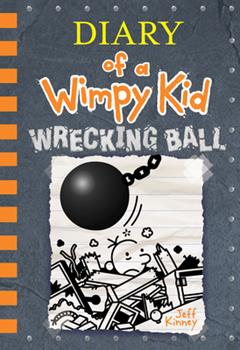 Wrecking Ball (Diary of a Wimpy Kid Book 14) 1419739034 Book Cover