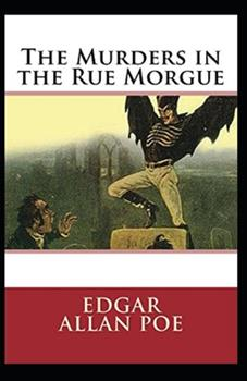 Paperback The Murders in the Rue Morgue Annotated Book