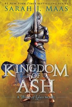 Kingdom of Ash 1619636123 Book Cover