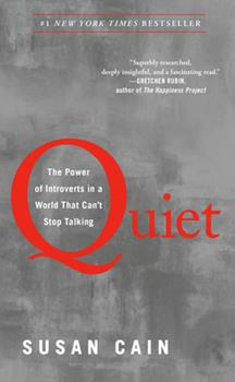 Paperback Quiet : The Power of Introverts in a World That Can't Stop Talking Book