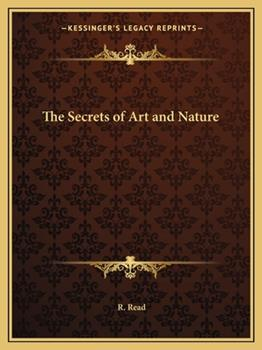 Paperback The Secrets of Art and Nature Book