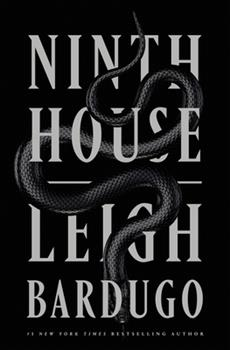 Hardcover Ninth House Book
