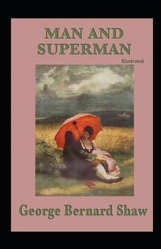 Paperback Man and Superman illustrated Book