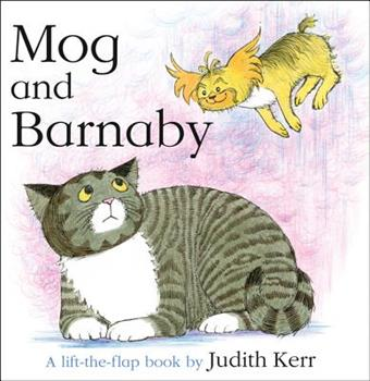 Mog and Barnaby 0006641962 Book Cover